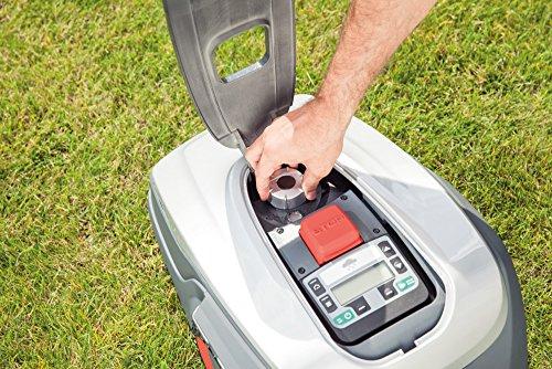 AL-KO Mähroboter Robolinho 500 I mit Smart Garden Anbindung – App Steuerung