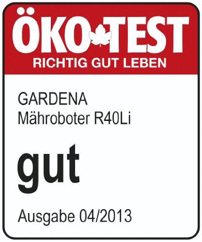 Gardena R40Li Rasenroboter - 19