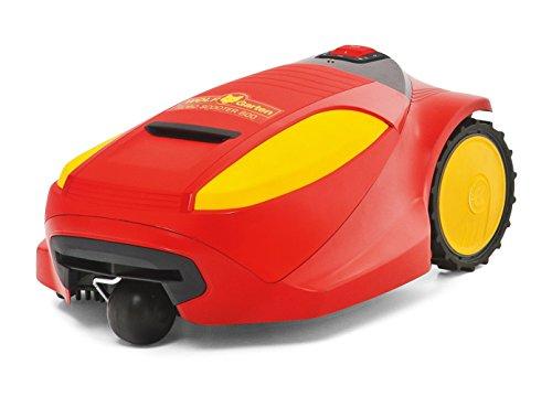 Wolf Rasenroboter - Wolf Robo Scooter 600 auf der Wiese